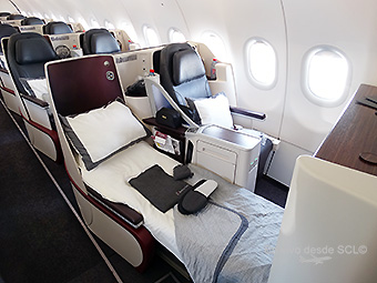Qatar Airways A320 Business Class (RD)
