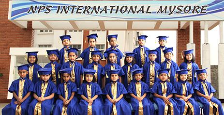 KG2 Graduation - 2013-14