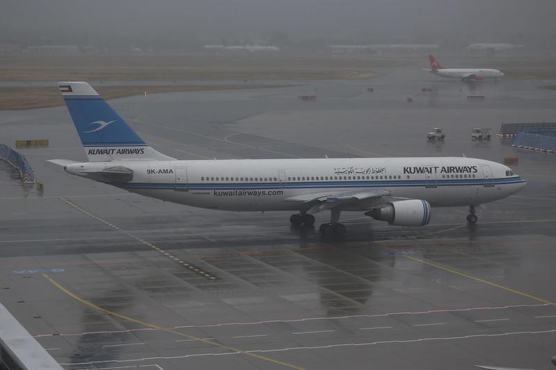 Kuwait Airbus A300