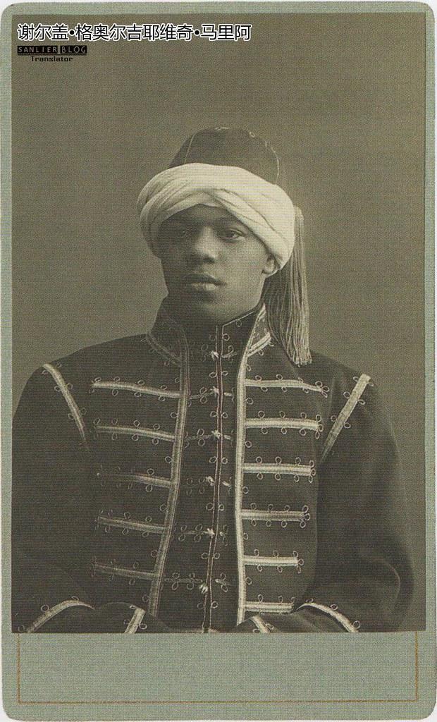 沙皇的黑人臣仆16