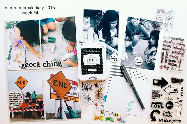 summer break diary 2015: week # 4