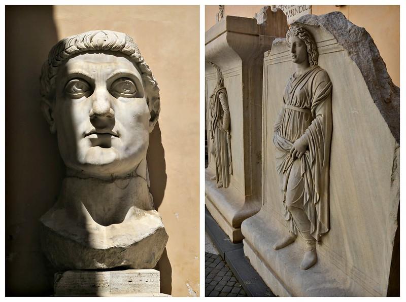 Museus Capitolinos - O que ver em Roma