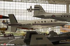 N626BL - E001 - Private - Lear Fan 2100 - The Museum Of Flight - Seattle, Washington - 131021 - Steven Gray - IMG_3592