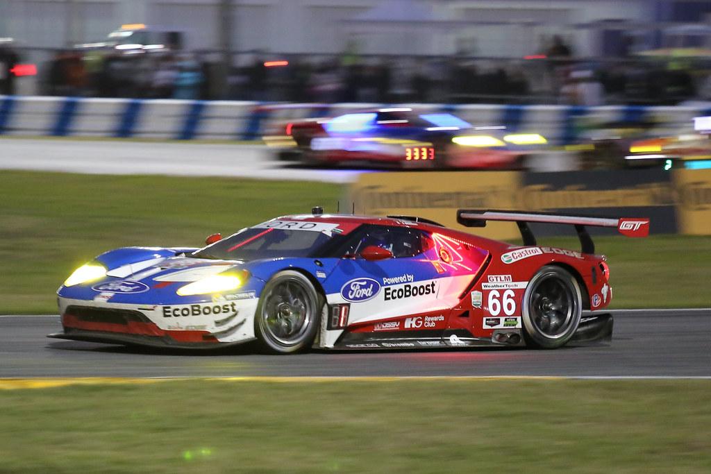 Ford Gt Gtlm Race Winner By Bwass
