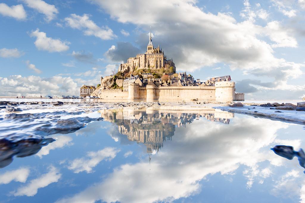 Image Result For Mont Saint Michel