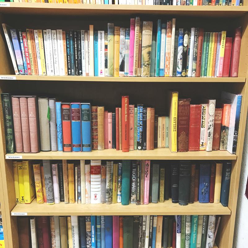 bookshops york