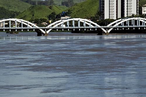 Rio Paraíba do Sul em Barra Mansa