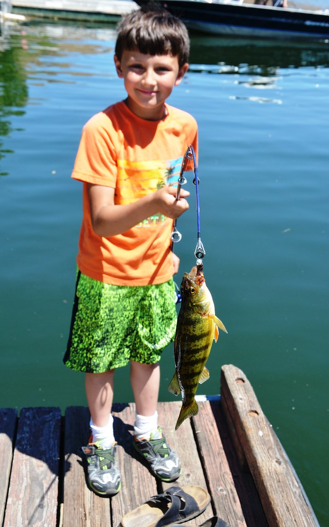 Brownlee richland panfish tournament flickr for Oregon out of state fishing license