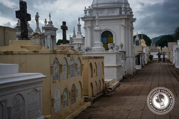 Cemetary Granada Nicaragrua