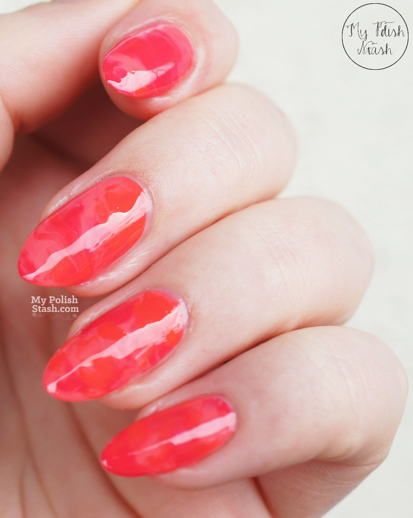 coral-plastic-bag-marble-nails-5