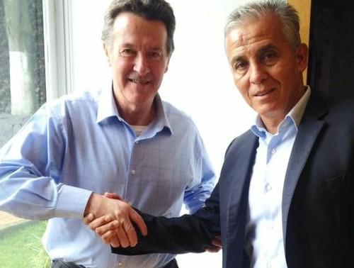 Cruz Azul confirma a Sergio Bueno como técnico