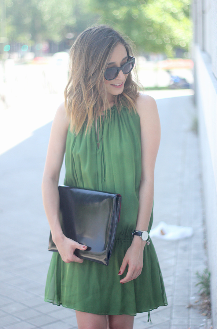 Green Dress12