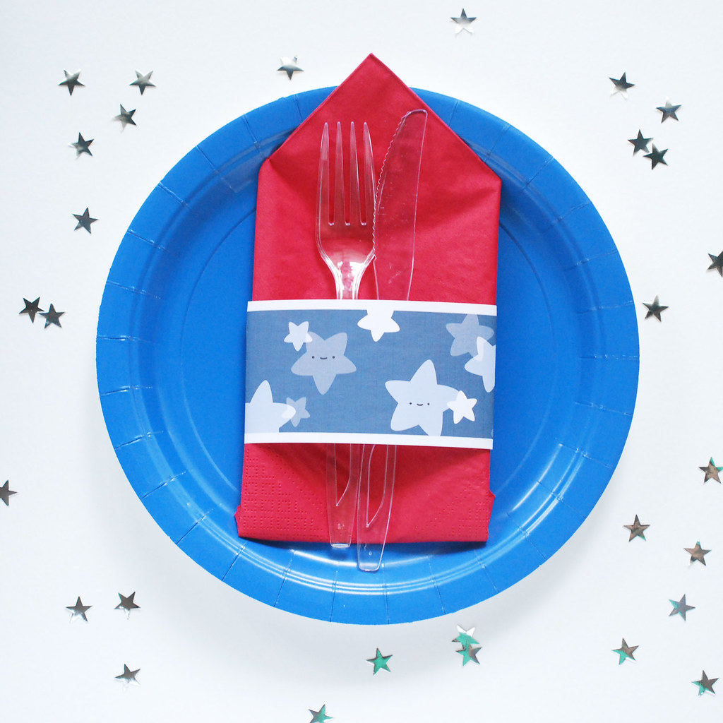 Star Napkin Wraps