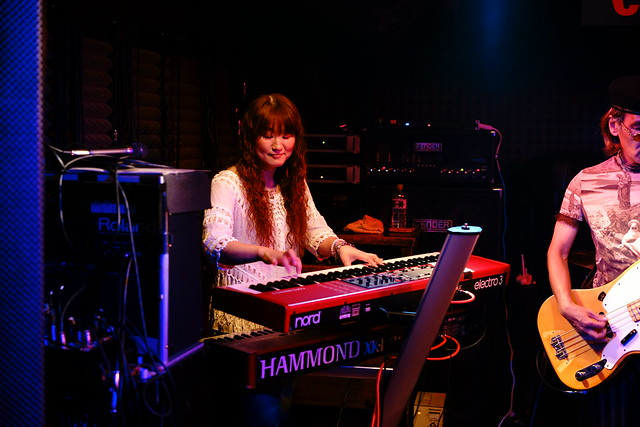 O.E. Gallagher live at Crawdaddy Club, Tokyo, 14 Jun 2015. 061