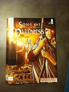 Sons of Darkness by Marcus Currie and Jacqueline Diaz
