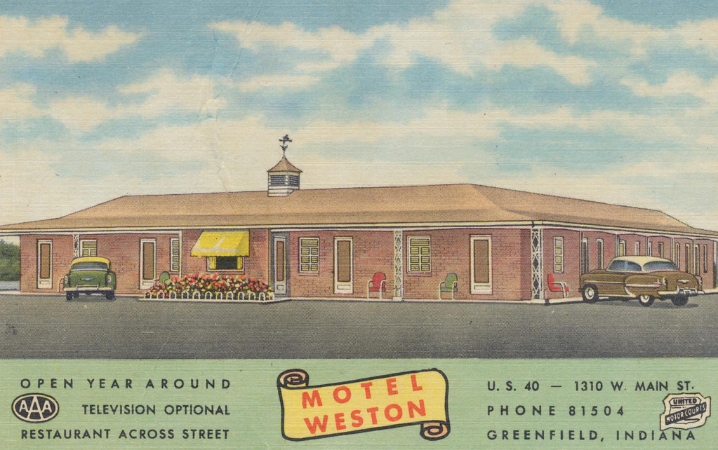 Motel Weston - Greenfield, Indiana