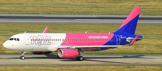 LIVRAISON A320 WIZZAIR HA-LYS LE  30 06 2015
