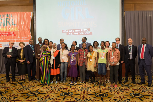 National girl summit 2015
