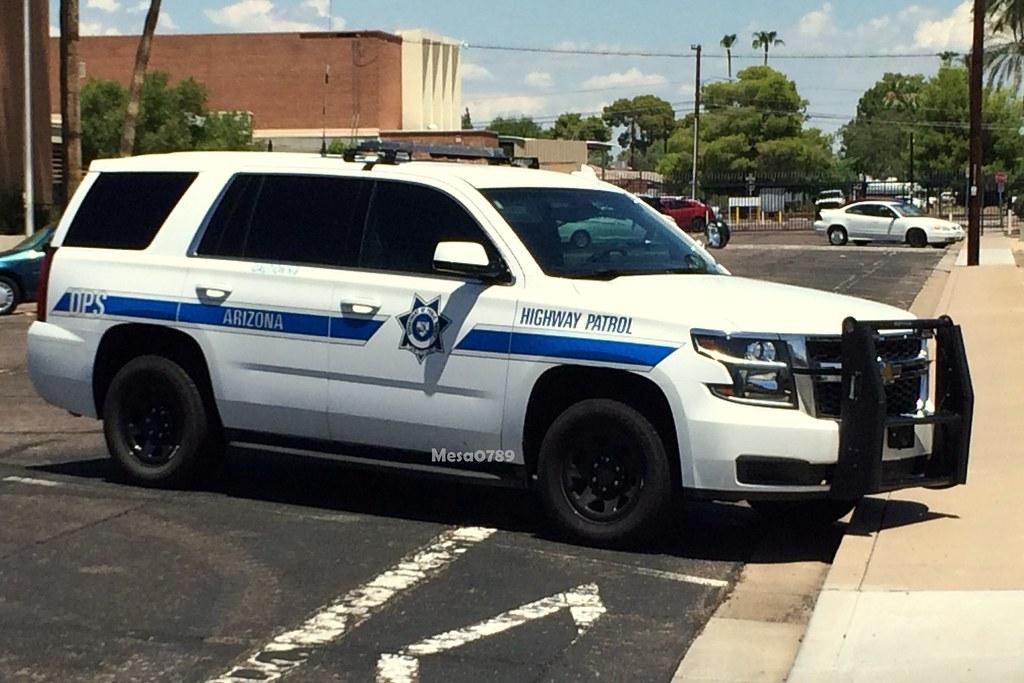 Arizona State Trooper Highway Patrol Chevy Tahoe K9  Flickr