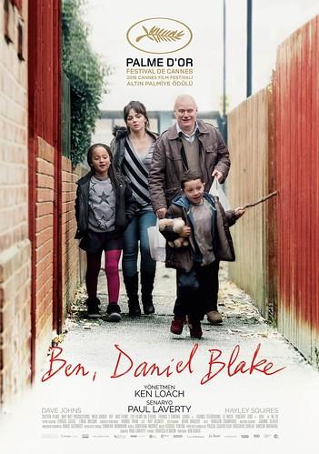 Ben, Daniel Blake - I, Daniel Blake (2016)