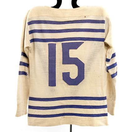Toronto Maple Leafs 1934-35 B jersey