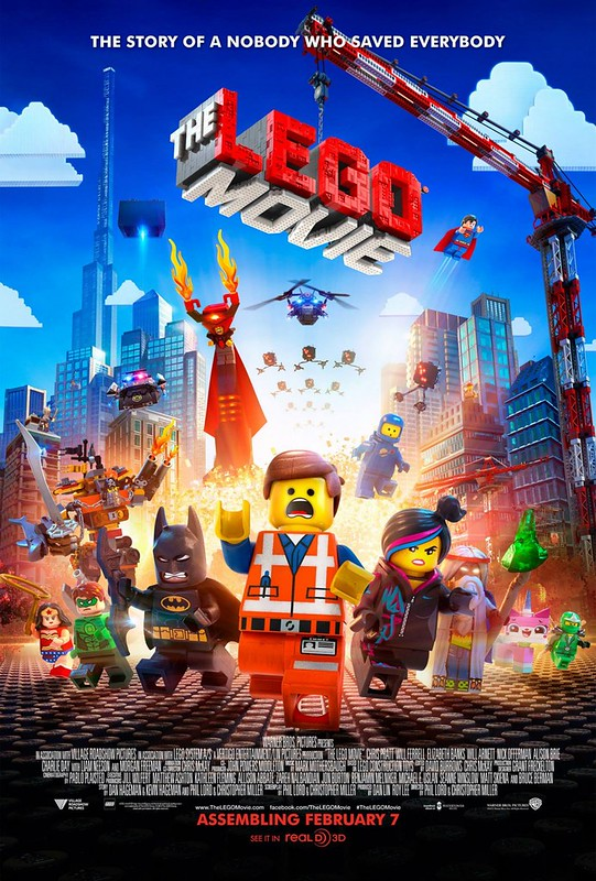 The LEGO Movie - Poster 9