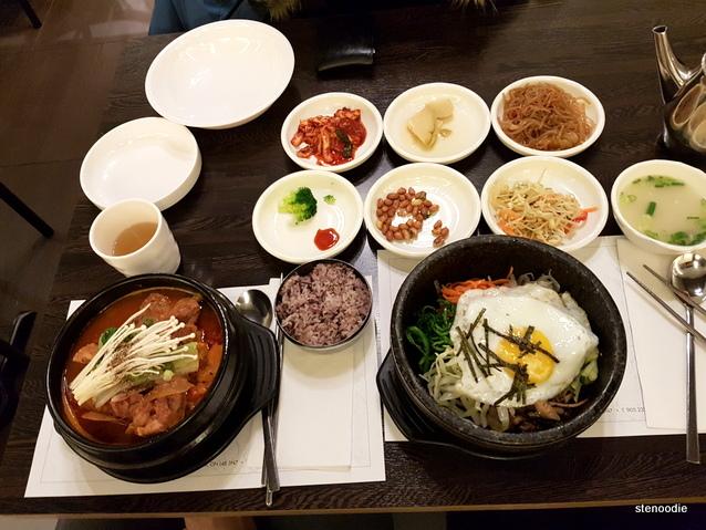 Han Mi Jeong food