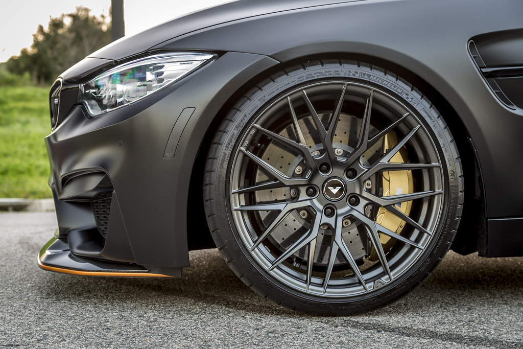 Eas Vorsteiner M4 Gts Gets The New Vff 107 Wheels