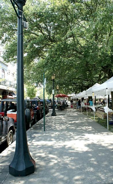 Market street view
