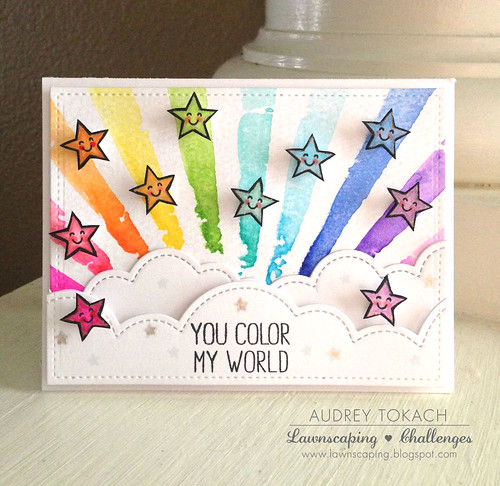 You Color My World
