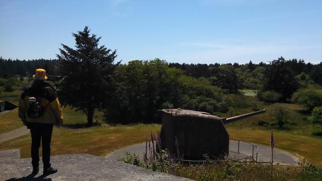 Fort Stevens: Battery 245