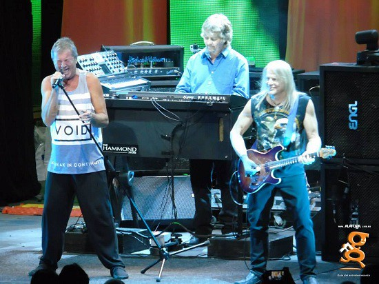 """Deep Purple """"Despedida de México"""" 30 de Mayo 2015"""