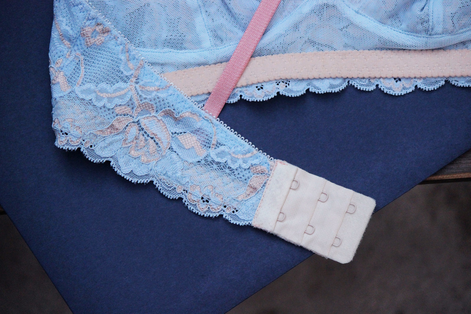 Watson Bra Sorbet Pastels Tailor Made Shop