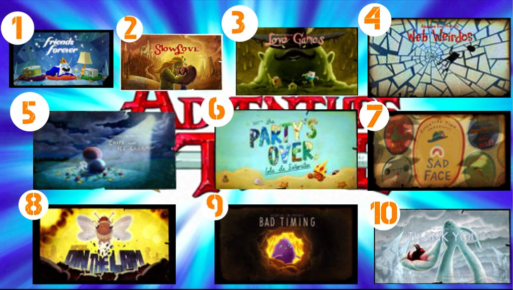 top 10 worst adventure time episodes throws up flickr