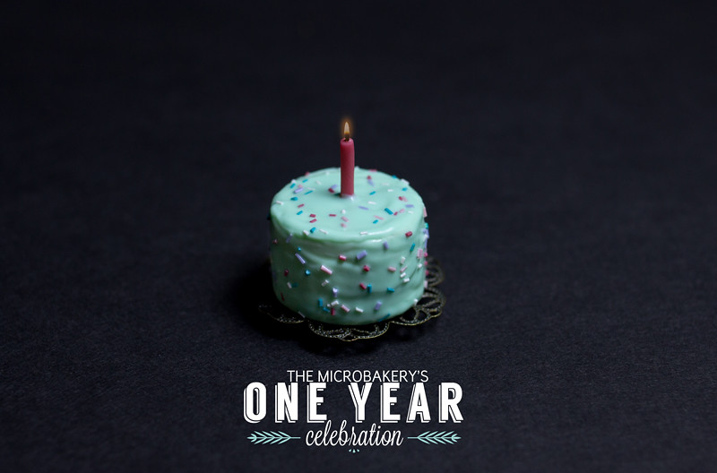 TheMicrobakery's 1st Birthday