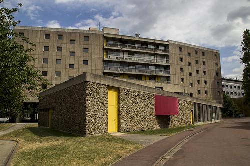 Maison du br sil cit internationale universitaire de par for Maison de norvege cite universitaire