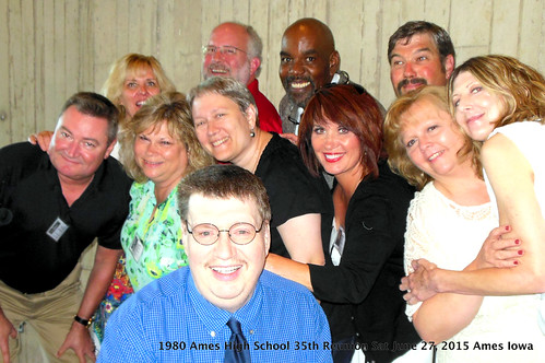 1980 Ames High School 35-Year Reunion Planning Committee, Scheman Bldg, Ames, Iowa 2015-06-27 | by ameshighschool