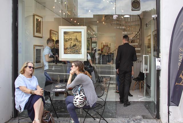 Aimee birnbaum exhibition signet contemporary art chelsea flickr