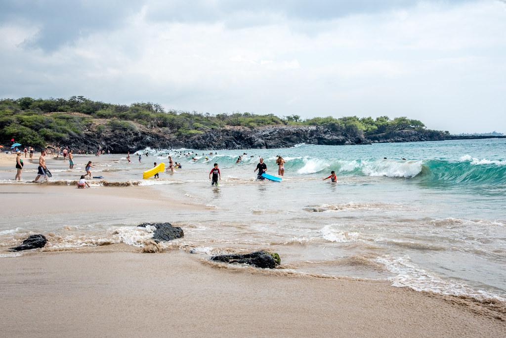 Hawaii 2015 Big Island 240 Jpg Hapuna Beach State Park