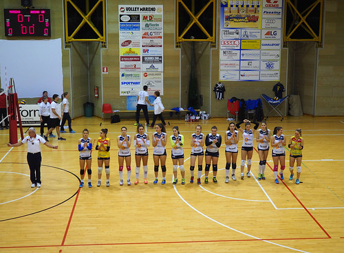 Volley Mareno A.S.D. - VIVIGAS Arena Volley