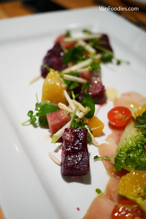 Organic Beets & Watercress
