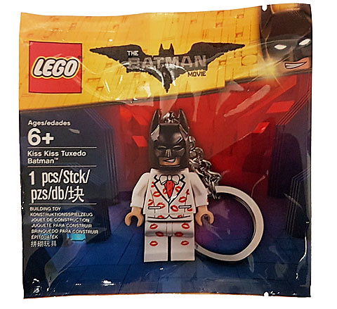 The LEGO Batman Movie Kiss Kiss Tuxedo Batman (5004928) Available at ...