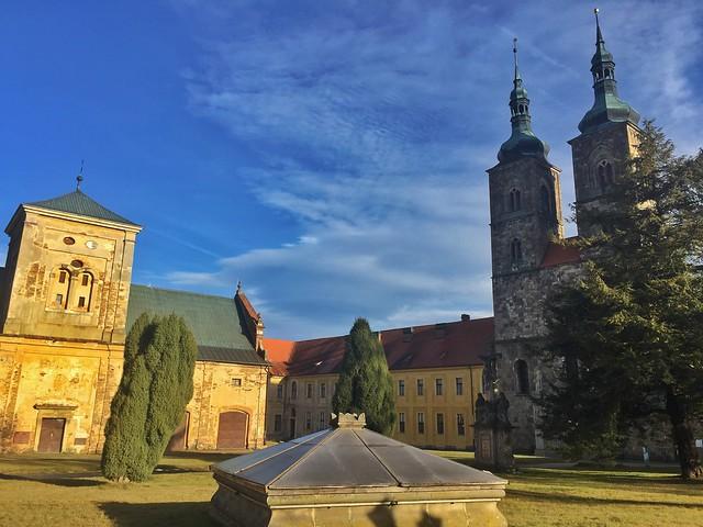 Monasterio premostratense de Teplá (República Checa)
