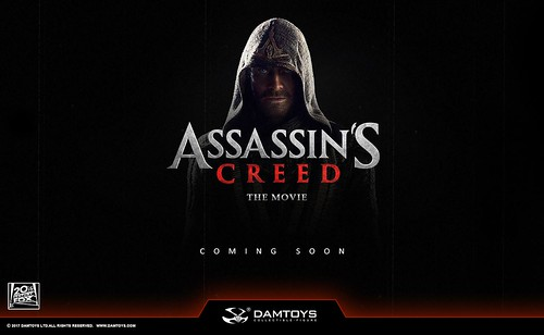 DAMtoys ASSASSINS CREED MOVIE