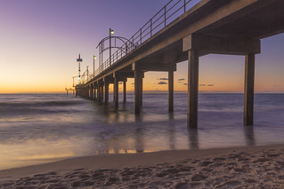 Brighton Jetty | by red snapper 205