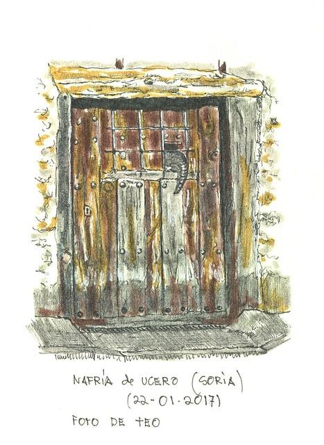 Nafría de Ucero (Soria)