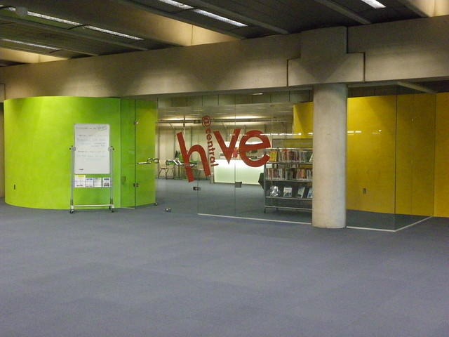 hive - ​Burton Barr Central Library