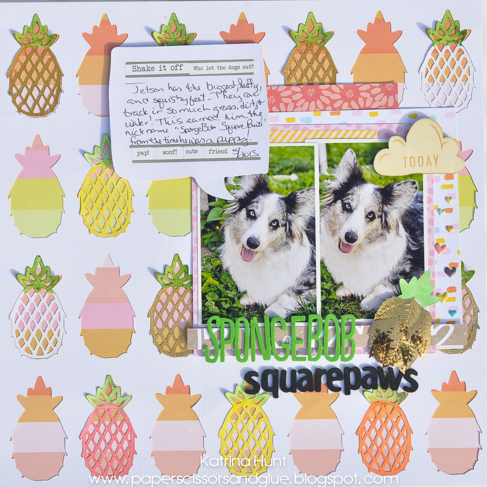 SpongeBob_SquarePaws_Scrapbook_Layout_Katrina_Hunt_The_Cut_Shoppe_1000Signed-1