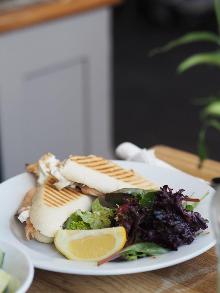 Greens-sandwich