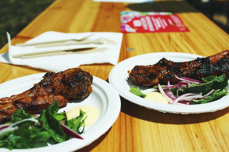 Taste of London Barbecoa Lamb Chops 2